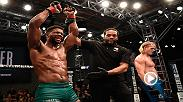 Charles Byrd made the most of his second opportunity on Dana White's Tuesday Night Contender Series. He talks to Laura Sanko following his victory about being the newest winner of a UFC contract.