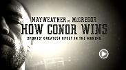 Analysts, athletes and all-time greats break down how UFC superstar Conor McGregor can defeat 12-time world boxing champion Floyd Mayweather inside the squared circle on August 26th. Featuring Larry Holmes, Sugar Ray Leonard and Freddie Roach and more.
