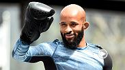 UFC flyweight champion Demetrious Johnson explains why he's taking Conor McGregor in the super-fight against Floyd Mayweather during the recent Media Day at UFC Headquarters. There's still time to order May-Mac for any device at: www.ufc.com/orders
