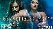 No. 4 seed DeAnna Bennett will take on No. 13 Karine Gevorgyan. It all goes down Wednesday as The Ultimate Fighter returns at 10pm ET on FS1 with a brand new episode.