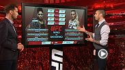 John Gooden and Dan Hardy bring their analysis to Canada, as Amanda Nunes and Valentina Shevchenko are set to square off in Edmonton, Canada at UFC 215 for the women's bantamweight title.