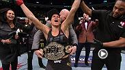 UFC women's bantamweight champion Amanda Nunes is ready to finish Valentina Shevchenko. The two square off on Sept. 9 at UFC 215 live on Pay-Per-View.