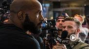 Megan Olivi catches up with flyweight champ Demetrious Johnson backstage at UFC 215. Johnson talks Ray Borg, rescheduling, and his hopes for the future.