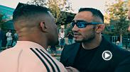 Tony Ferguson and Kevin Lee collide for the interim lightweight championship in the main event of UFC 216 in Las Vegas. Plus, flyweight champion Demetrious Johnson goes for his record 11th title defense vs. Ray Borg. Watch the extended preview.