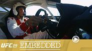 See Tony Ferguson, Demetrious Johnson and more get ready for the big event. UFC 216 Embedded is an all-access, behind-the-scenes video blog leading up to the two title fights at UFC 216 taking place  October 7 on Pay-Per-View.