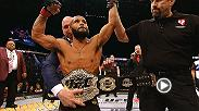 "With a win Saturday night, UFC flyweight world champion and #1 ranked pound-for-pound fighter on the planet Demetrious ""Mighty Mouse"" Johnson becomes the most dominant champion in the history of the UFC with 11 consecutive successful title defenses."