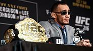 Check out the highlights from the UFC 216 post-fight press conference.