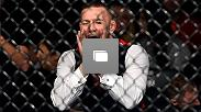 "UFC lightweight champion Conor McGregor attended Fight Night Gdansk to watch his friend and training partner Artem Lobov face Andre Fili. Check out the images of ""The Notorious"" from the event."