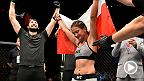 Karolina Kowalkiewicz spoke inside the Octagon to UFC commentator John Gooden about her win at Fight Night Gdansk over Jodie Esquibel in the co-main event on UFC FIGHT PASS.