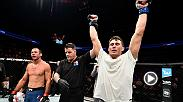 "Darren Till steamrolled Donald ""Cowboy"" Cerrone in the main event of Fight Night Gdansk, finishing the popular veteran by TKO in the first round. He spoke about the win and had words with fellow welterweight Mike Perry, who was in attendance."