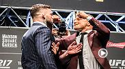 Cody Garbrandt speaks directly about his mindset about his upcoming co-main event fight against former teammate TJ Dillashaw. UFC 217 airs Nov. 4 on Pay Per View, live from Madison Square Garden.