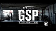 Georges St-Pierre was an all-time great UFC champion and an international superstar. GSP tells us in his own words why he left, how he spent his self-imposed exile, and what to expect from the resurrection of GSP in November of this year.