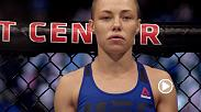 Rose Namajunas puts everything on the line when she takes on Joanna Jedrzejczyk for the UFC women's strawweight belt at UFC 217 on Nov. 4 in Madison Square.