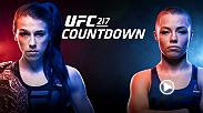UFC 217 Countdown goes into the camps of the 6 stars competing in NYC on Nov. 4. Dominant strawweight champion Joanna Jedrzejczyk readies for her next challenge in the form of unflappable former title challenger Rose Namajunas.