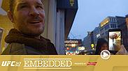 The stars of UFC 217 are back in the second episode of Embedded, an all-access, behind-the-scenes video blog leading up to the three title fights at UFC 217 taking place inside Madison Square Garden on Saturday, November 4th on Pay-Per-View.