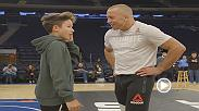 Watch the headliners of the biggest card of the year as they workout for fans in attendance at the historic Madison Square Garden ahead of UFC 217: Bisping vs St-Pierre this Saturday, November 4 only on PPV.