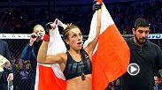 Daniel Cormier previews the women's strawweight title fight between Joanna Jedrzejczyk and Rose Namajunas at UFC 217 at Madison Square Garden.