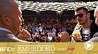 UFC 217 Embedded: Vlog Series - Episode 5