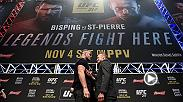 One of the best villains in all of combats sports, UFC middleweight champion Michael Bisping is set to defends his title for the second time when he welcomes legendary former welterweight champ Georges St-Pierre back to the UFC at UFC 217.