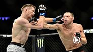 James Vick speaks to Joe Rogan following his victory over Joe Duffy at UFC 217 from Madison Square Garden in New York City.