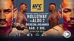UFC 218: Holloway vs Aldo 2 - La Revancha