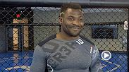 No. 4-ranked UFC heavyweight Francis Ngannou spoke to the media on Monday, Nov. 20 at the UFC Performance Institute in Las Vegas to preview his upcoming title eliminator bout vs. Alistair Overeem at UFC 218.