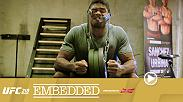 UFC 218 Embedded is an all-access, behind-the-scenes video blog leading up to the featherweight championship rematch between Max Holloway and Jose Aldo at UFC 218 on Saturday, December 2nd on Pay-Per-View.