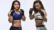 Two strawweight Karate experts, Tecia Torres and Michelle Waterson, discuss their upcoming fight, including why each one thinks they have the advantage. Torres and Waterson kick off the main card at UFC 218 Saturday from Detroit.