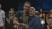 Hear from the first UFC women's flyweight champion Nicco Montano as we catch up with her backstage to talk about her victory to end Season 26 of The Ultimate Fighter.