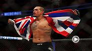 Hear from Yancy Medeiros from The Octagon following his victory over Alex Oliveira at UFC 218 in Detroit, MI.