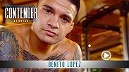 Benito Lopez earned a UFC contract after a split decision win on Dana White's Tuesday Night Contender Series. See how it went down & visit the undefeated prospect as he preps for to make his Octagon debut at Fight Night Fresno.