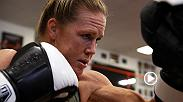 Megan Olivi sits down with Holly Holm ahead of her main event bout with Cris Cyborg at Saturday's UFC 219. Order the fight now at: http://www.ufc.com/ppv
