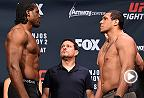 Check out Francis Ngannou's UFC debut back in December of 2015. Barely two years later he fights heavyweight champion Stipe Miocic in the main event of UFC 220 on January 20 live on Pay-Per-View.