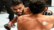 Massachusetts UFC fighters Rob Font, Calvin Kattar and Kyle Bochniak talk about what it means to be fighting in front of their hometown Boston fans the same weekend as the New England Patriots go for the AFC Championship.