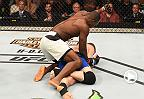 For this edition of Knockout of the Week, we go back to June 2017 and Derek Brunson's brutal KO of Dan Kelly. Brunson will attempt to do it again this Saturday in Charlotte when he faces Jacare Souza, live and free on FOX.
