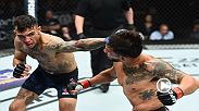 Hear from Andre Fili live from the Octagon following his split decision win over Dennis Bermudez in the co-main event of Fight Night Charlotte.