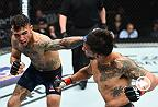 Fight Night Charlotte: Andre Fili Octagon Interview