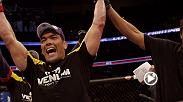 Lyoto Machida returns to the Octagon on Saturday in Belem, Brazil against up-and-coming fighter Eryk Anders. Don't miss the action live on FS1.