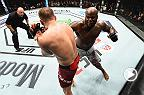 Watch Derrick Lewis in the Octagon after his victory over Marcin Tybura at Fight Night Austin.