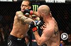 Watch Donald Cerrone in the Octagon after his victory over Yancy Medeiros at Fight Night Austin.