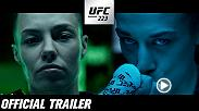 UFC women's strawweight champion Rose Namajunas puts her belt on the line in a rematch with former champ Joanna Jedrzejczyk live from Brooklyn at UFC 223 on Pay-Per-View.