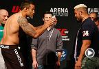 Fabricio Werdum se convirtió en el campeón interino peso completo al noquear a Mark Hunt en UFC 180 en el 2014. Mira a Werdum enfrentar a Alexander Volkov en el evento estelar de Fight Night London por UFC FIGHT PASS.