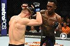 Fight Night Glendale: Israel Adesanya Octagon Interview