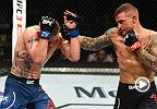 Fight Night Glendale: Dustin Poirier Octagon Interview