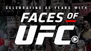 Starting today, the 'Faces of UFC' campaign will feature an exciting sweepstakes that will be offered to UFC fans 18 years and older in the United States, Canada, Mexico, and the United Kingdom, who want to share their personal fan stories.