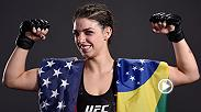 Ahead of her strawweight fight with Amanda Cooper at UFC 224 in Brazil, Mackenzie Dern discusses her goals and how she hopes to become a role model for the Jiu Jitsu community.
