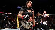Amanda Nunes added to her legacy with a successful title defense over Raquel Pennington in the UFC 224 main event on Pay Per View. Watch Nunes' Octagon interview where she discusses the performance.
