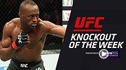 Kamaru Usman puts his unblemished UFC record on the line when he faces off against Demian Maia in the main event of Fight Night Santiago on Saturday, May 19.