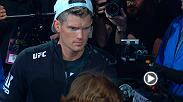 Stephen Thompson returns to the Octagon in Liverpool to take on rising star Darren Till in the main event.