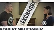 In this preview of the latest episode of The Exchange, host Megan Olivi sits down with Robert Whittaker to talk about his upcoming bout at UFC 225 against Yoel Romero and much, much more.